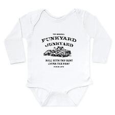 Funkyard Junkyard Long Sleeve Infant Bodysuit