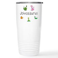 Johnosaurus Travel Mug