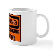 WARNING QUARTET Mugs