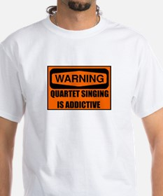 WARNING QUARTET T-Shirt