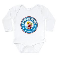 Alpert Age Defying LOST Long Sleeve Infant Bodysui