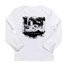 Lost Island Long Sleeve Infant T-Shirt