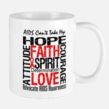 AIDS Can't Take My Hope Mug