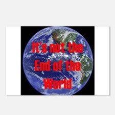 End of the World Postcards (Package of 8)