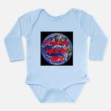End of the World Long Sleeve Infant Bodysuit