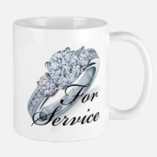 Ring For Service Mug
