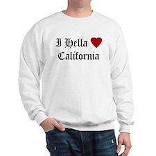 Hella Love California Sweatshirt