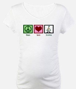 Peace Love Zombies Shirt