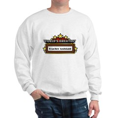 World's Greatest Teacher Assi Sweatshirt