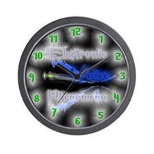 Everything Paranormal Wall Clock