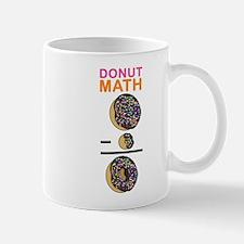 Donut Math Mug