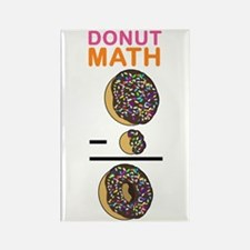 Donut Math Rectangle Magnet (100 pack)