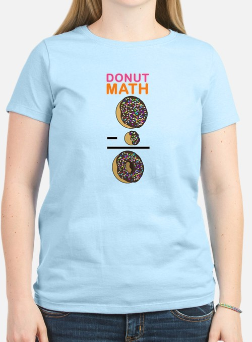 Donut Math T-Shirt