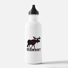 Vermont Moose Water Bottle