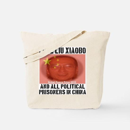 Free Liu Xiaobo Tote Bag