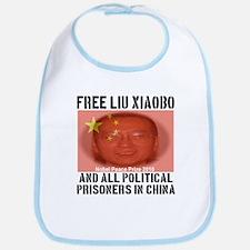 Free Liu Xiaobo Bib