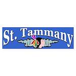 St. Tammany PArish Bumper Sticker