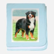 Bernese Mountain Dog 9Y066D-1 baby blanket