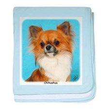 Chihuahua 9W092D-116 baby blanket