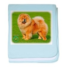 Chow Chow 9B008D-17 baby blanket