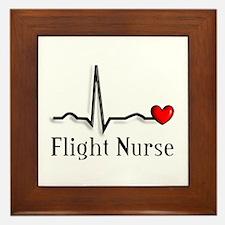 Nurse XXX Framed Tile