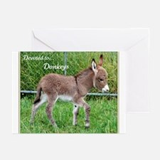 Greeting Cards (Pk of 20) - Devoted to Donkeys