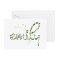 Feminine Ferns Greeting Cards (Pk of 10)