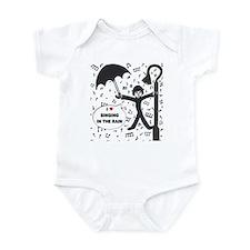'Singing in the Rain' Infant Bodysuit