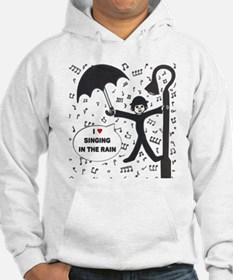 'Singing in the Rain' Hoodie