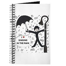 'Singing in the Rain' Journal