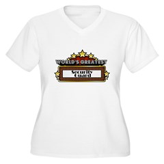 World's Greatest Security Gua T-Shirt