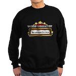 World's Greatest Seamstress Sweatshirt (dark)