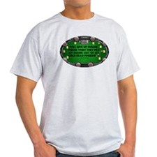 Legalize Online Poker! T-Shirt