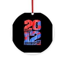 Judgement Day Ornament (Round)