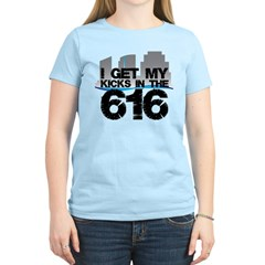 Kicks in the 616 T-Shirt