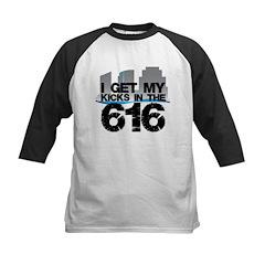 Kicks in the 616 Tee