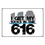 Kicks in the 616 Banner