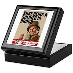 My Life's Better Bin Laden's Keepsake Box