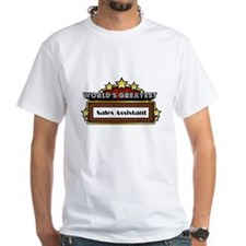 World's Greatest Sales Assist Shirt