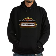 World's Greatest Researcher Hoodie