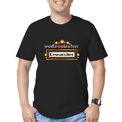 World's Greatest Researcher T