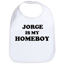 Jorge Is My Homeboy Bib