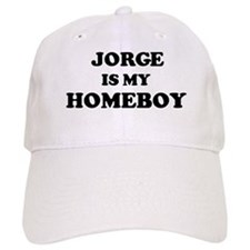 Jorge Is My Homeboy Baseball Baseball Cap