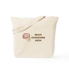Unique Brain surgery awareness Tote Bag