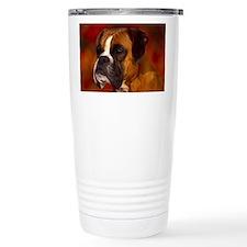 BOXER PROFILE Travel Mug