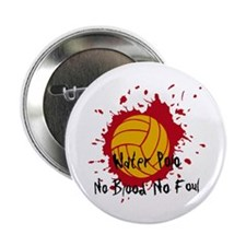 "No Blood No Foul 2.25"" Button"