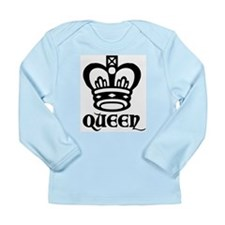 Queen Long Sleeve Infant T-Shirt
