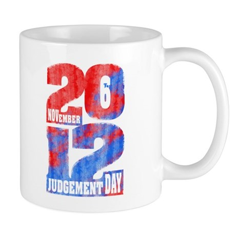 Judgement Day Mug