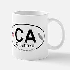 Clearlake Mug