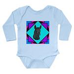 Xolo design Long Sleeve Infant Bodysuit
